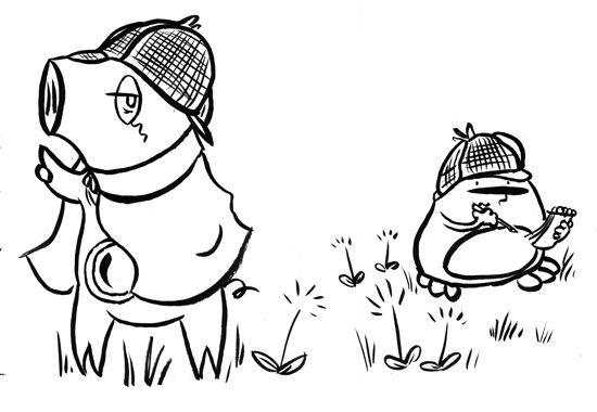 pig-detectives