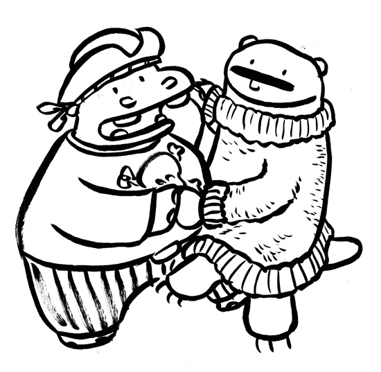 hippo-dance