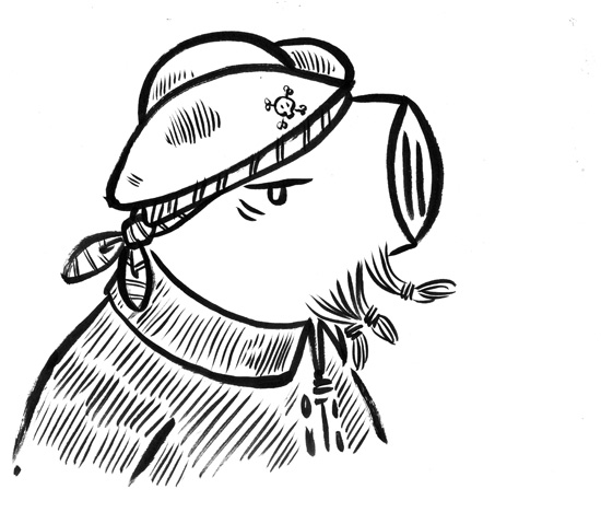 pigbeard