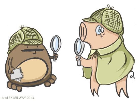 sherlock-pig