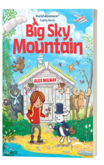 alex milway big sky mountain